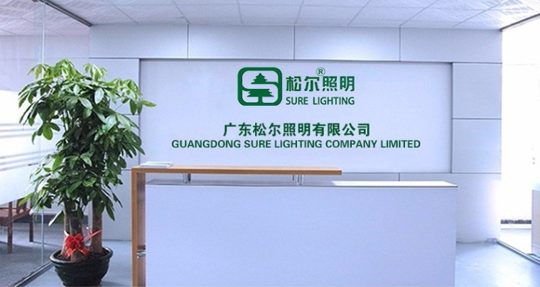 Guangdong Sure Lighting Company Limited