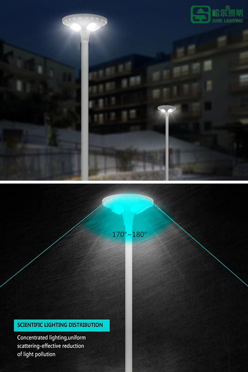 solar park road light