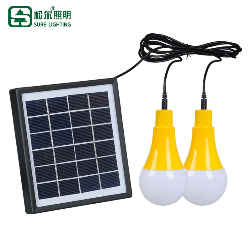 5w solar bulb light