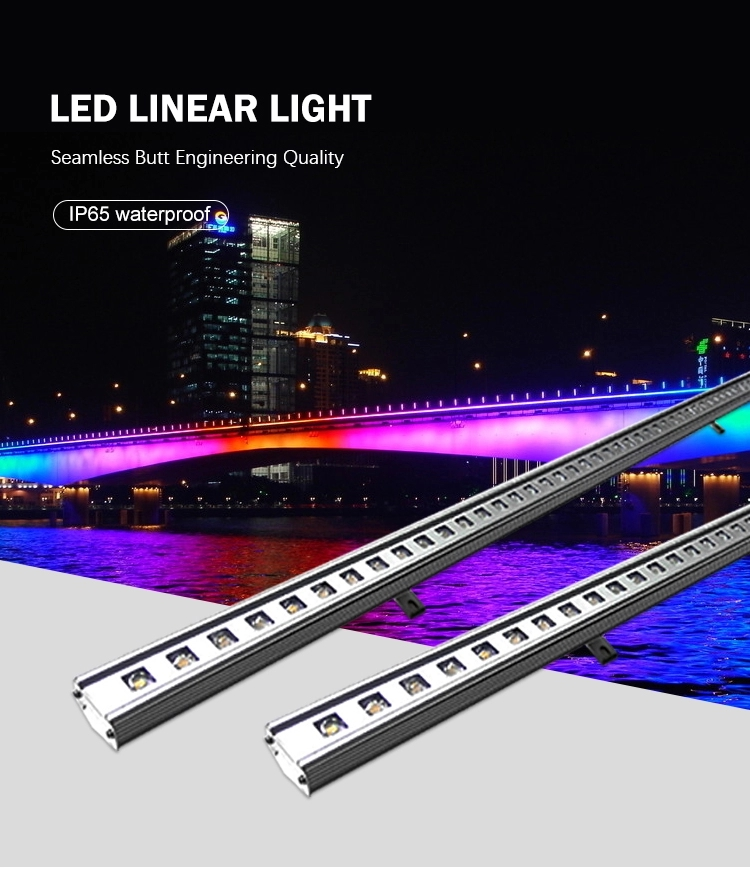 waterproof line light