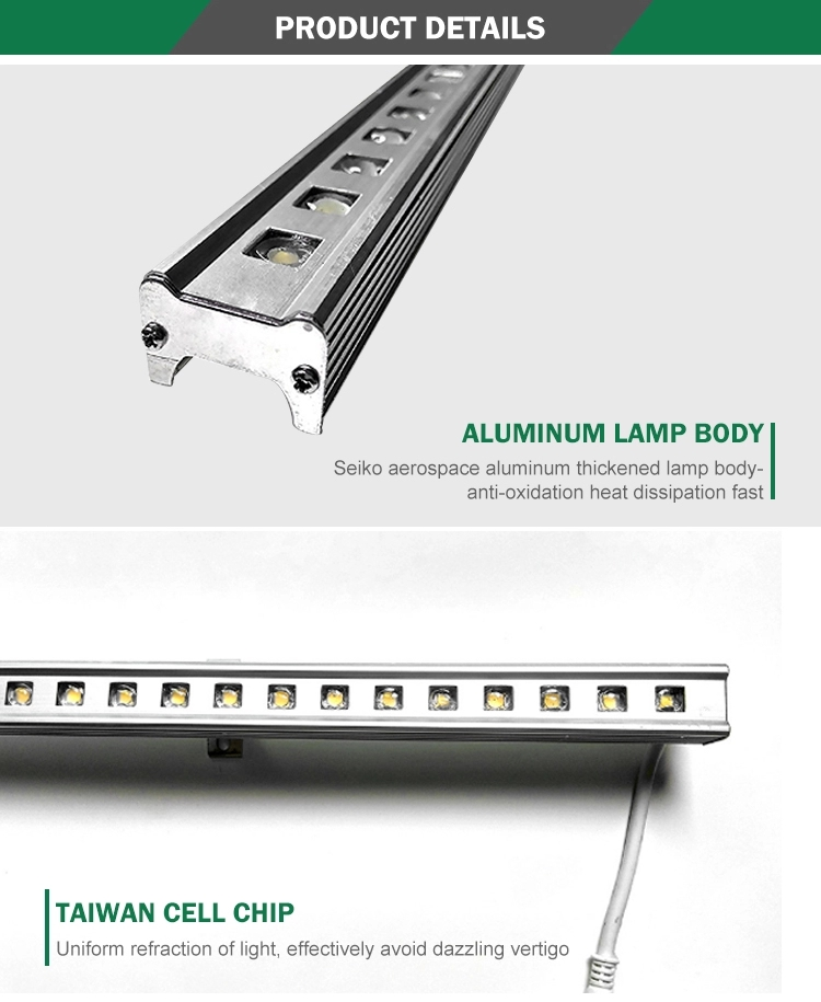 led linear light 12w