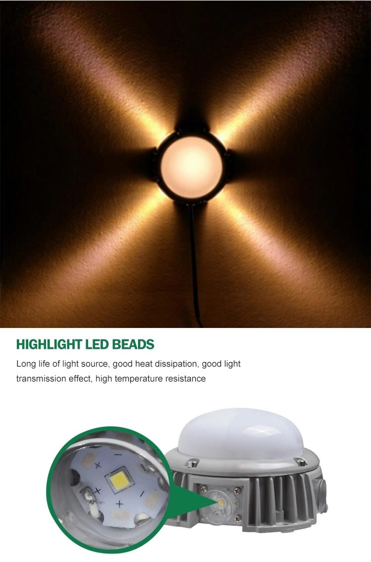 outdoor digital point light