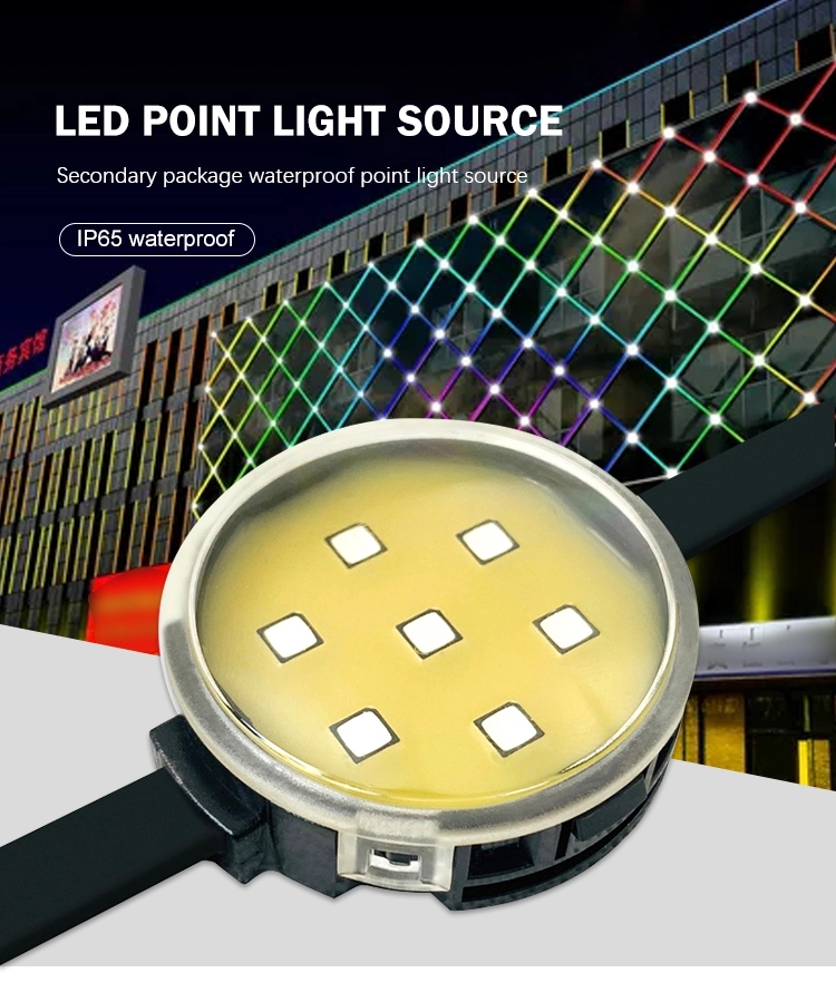RGB point light