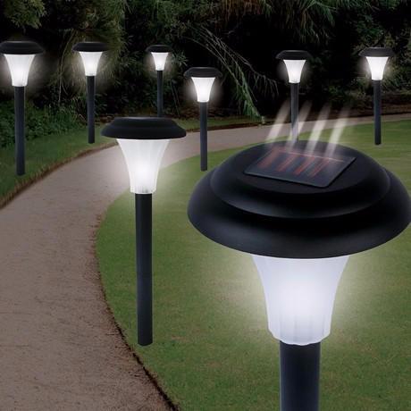 Comment choisir les meilleures lampes solaires à LED pour votre jardin