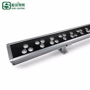 High Quality Lighting Linear IP65 48W Led Wall Washer