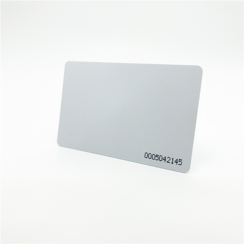 Blank RFID Card Manufacturers, Blank RFID Card Factory, Supply Blank RFID Card