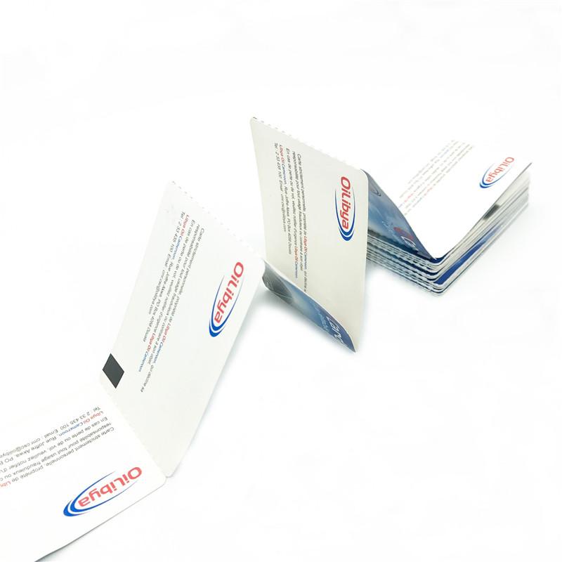 RFID Mifare ultralight Paper ticket
