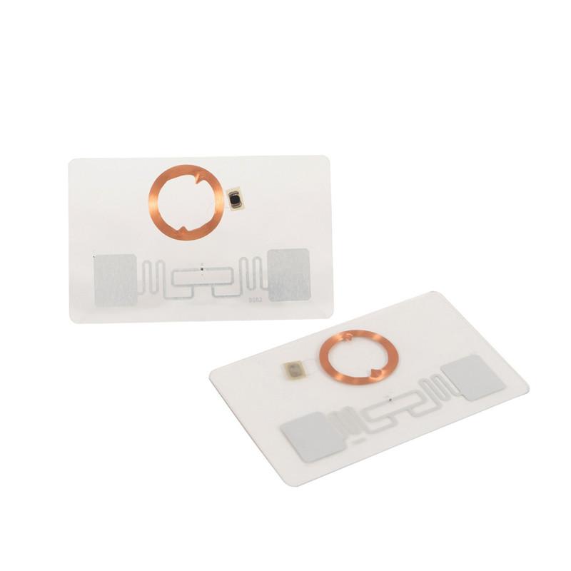 RFID UHF+TK4100 Combo Card