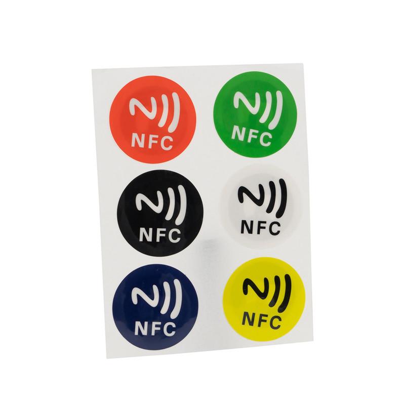 NFC Sticker (20/22/25/30/35mm)