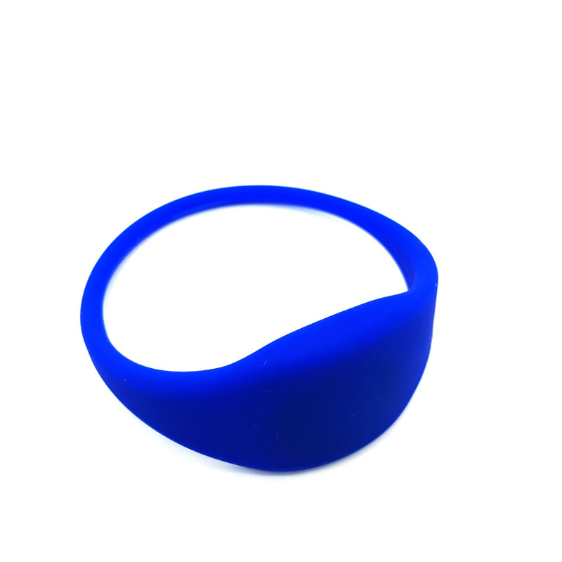 RFID Silicon Wristband with customized color and size