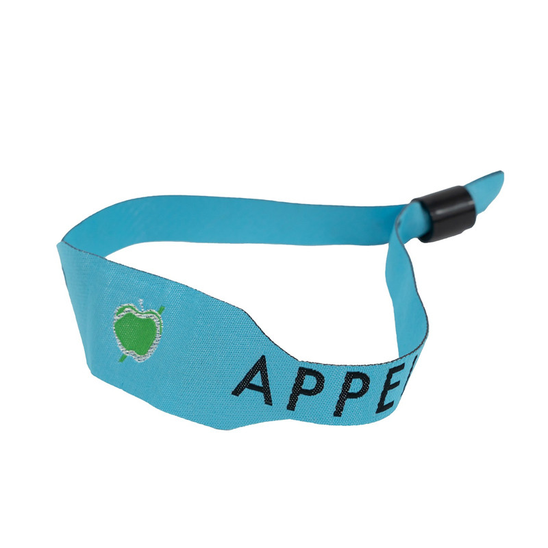 RFID Woven Wristband WD02 Manufacturers, RFID Woven Wristband WD02 Factory, Supply RFID Woven Wristband WD02