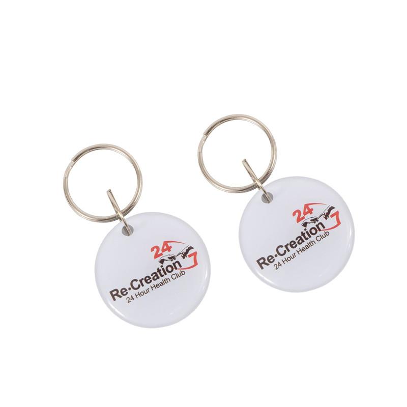 Custom Shape RFID Epoxy Tag