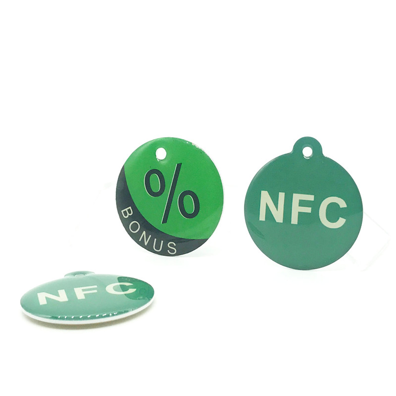 RFID Jelly Tag for access control and payment