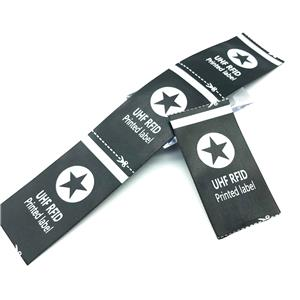 Printable Fabric RFID Tag for textiles and Cloth