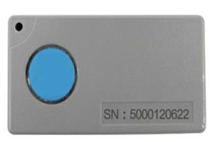 2.45Ghz rfid card