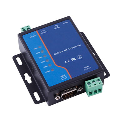 Modbus to Ethernet converter