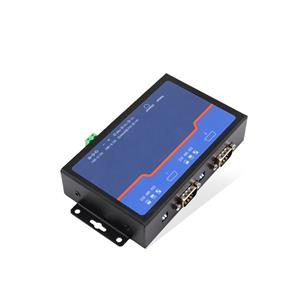 2 Ports Serial To Ethernet Servers Model: ST-TCP520i