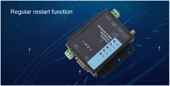 WIFI to rs232 converter
