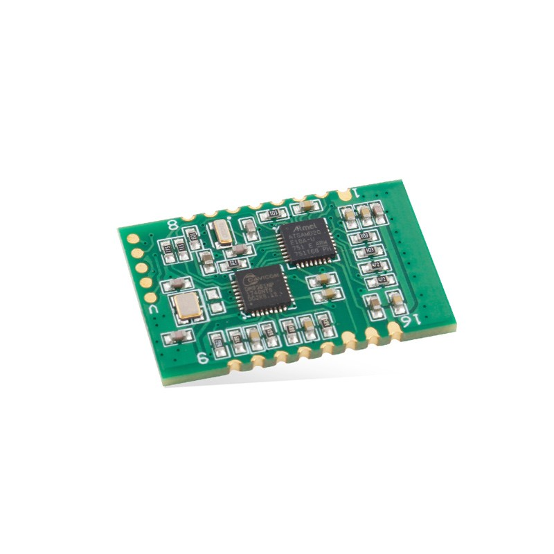 Ethernet To UART Modules | Embedded Ethernet Modules Model: ST-TCP-S21