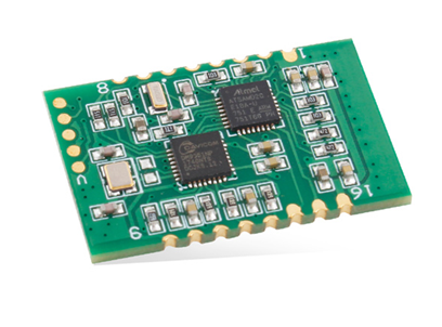 Ethernet to UART Module
