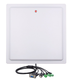 Vehicle access control reader