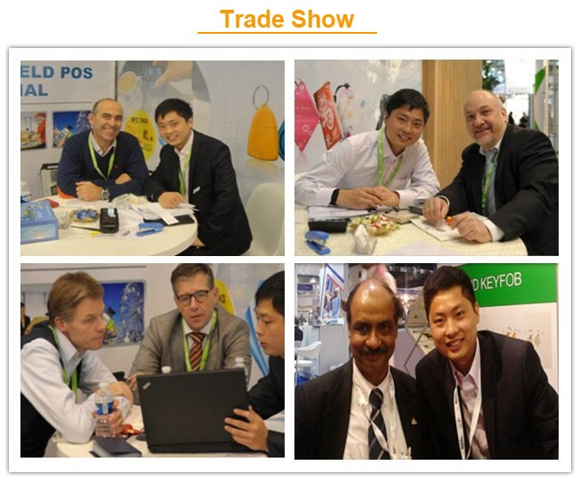 Cards and Payment Trade show in Paris