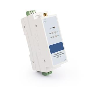 Din Rail RS485 To WiFi Converters   RS485 To 802.11 A/b/g/n WLAN Serial Device Servers ST-WDR414