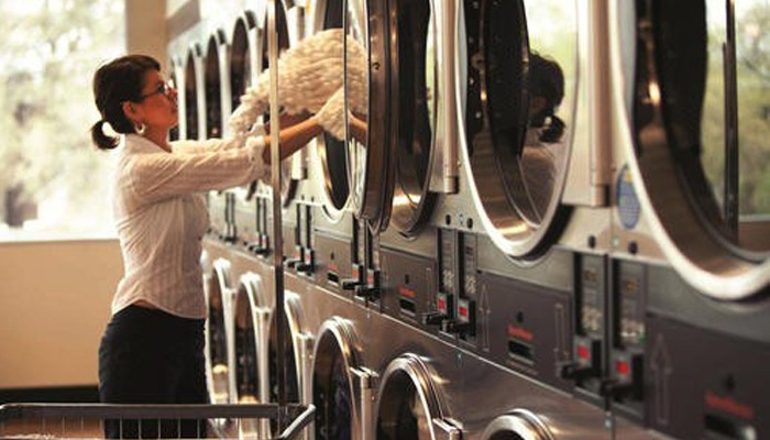 RFID Laundry Management System