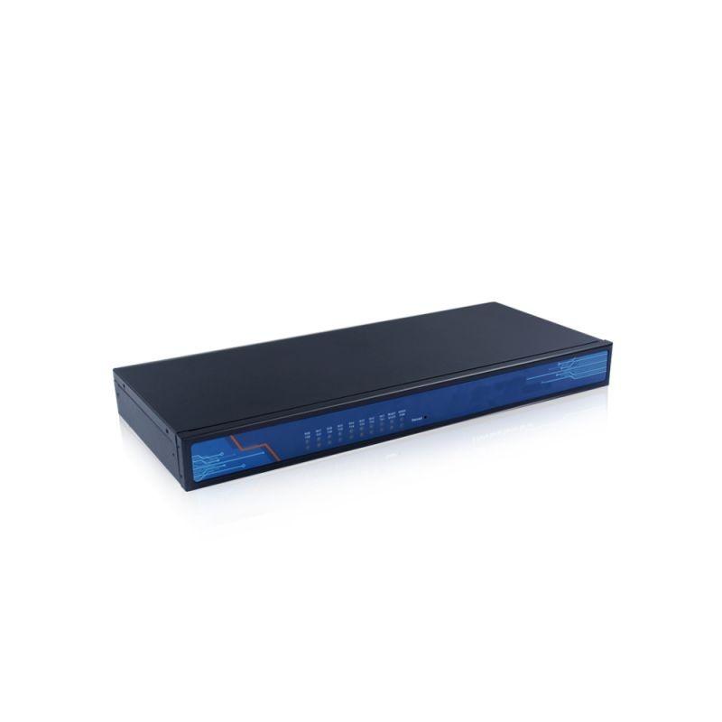 8-port RS232/422/485 Serial Device Servers Model: ST-TCP668i
