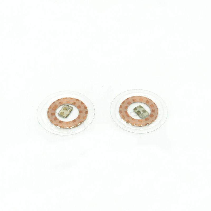 Transparent PVC RFID Disc Tag