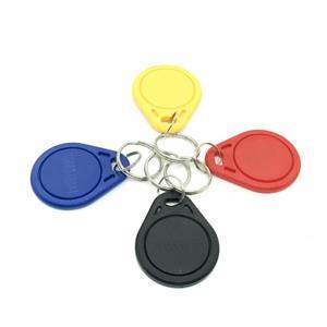 Transparent RFID Key Fob