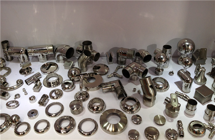 stainless railing parts