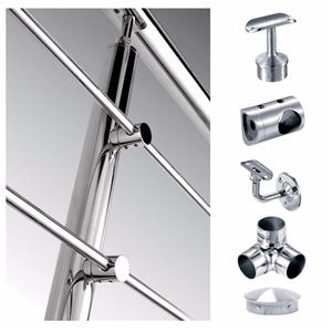Stainless Steel Railing Balustrade Accessories