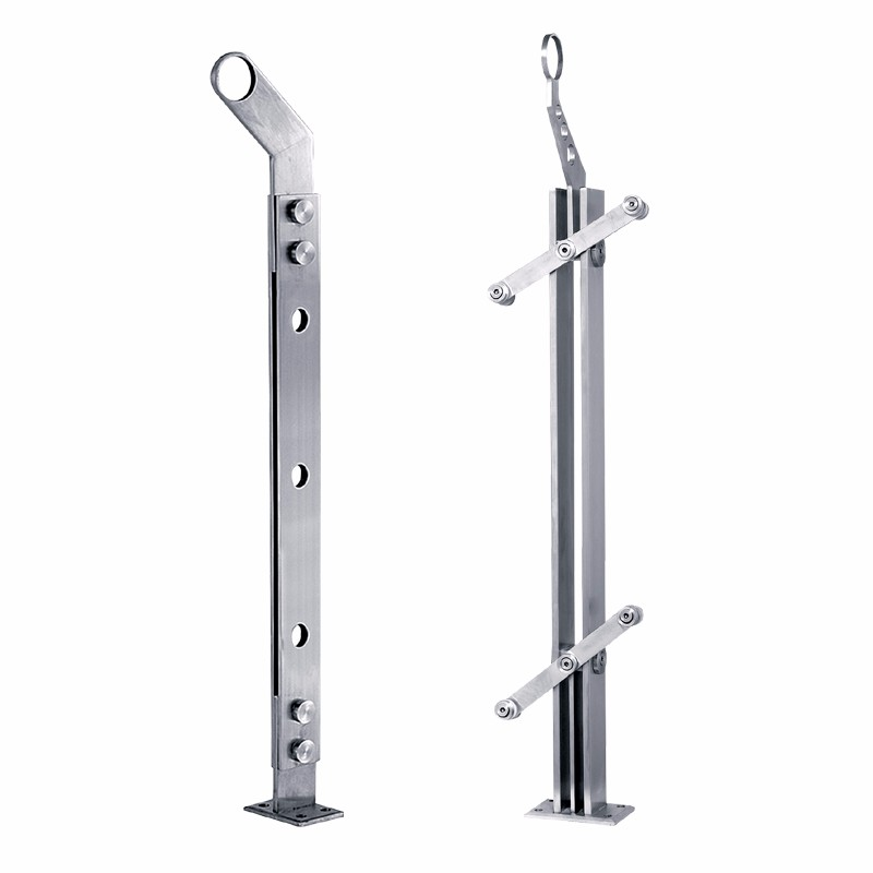 Stainless Steel Handrail Posts Manufacturers, Stainless Steel Handrail Posts Factory, Supply Stainless Steel Handrail Posts
