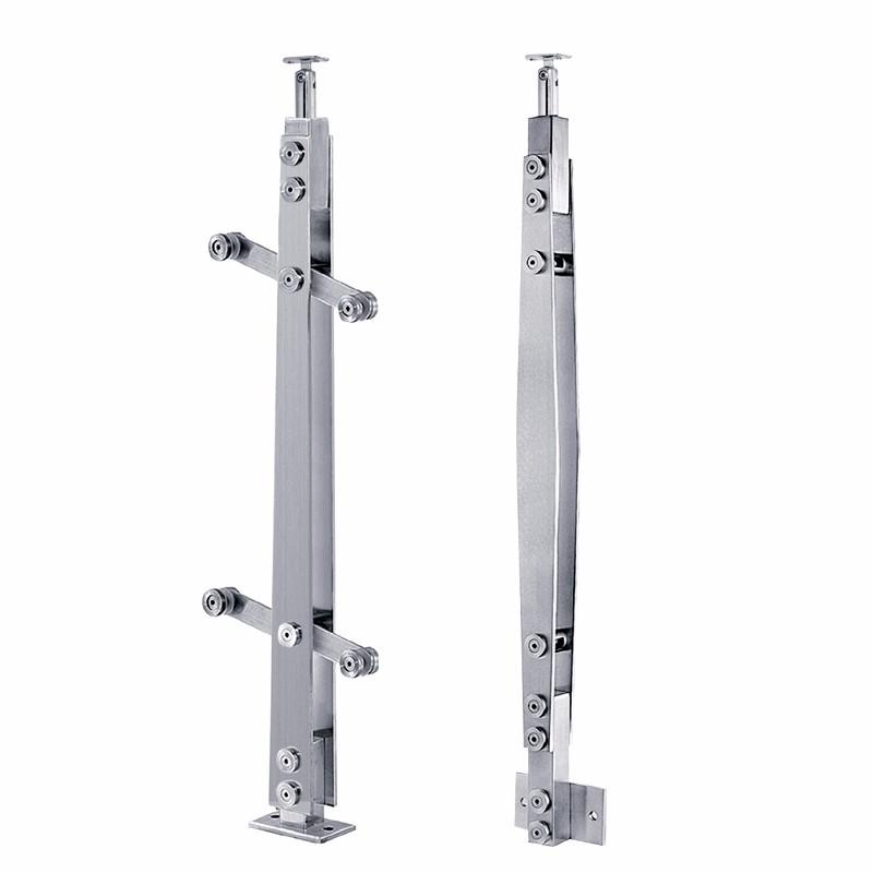 Stainless Steel Glass Balustrade For Handrails Manufacturers, Stainless Steel Glass Balustrade For Handrails Factory, Supply Stainless Steel Glass Balustrade For Handrails
