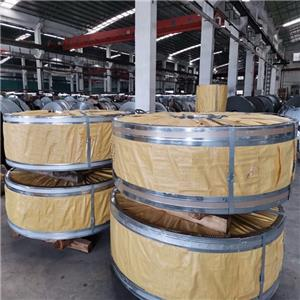 201 Grade Stainless Steel Strip Coil