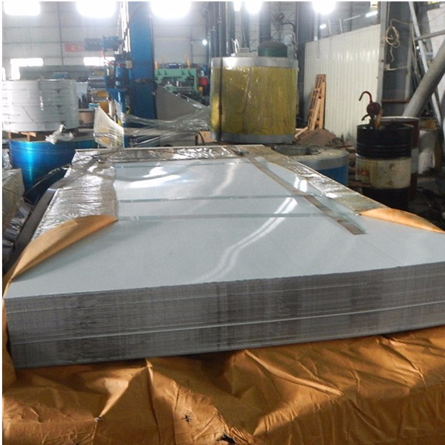 polished stainless sheet