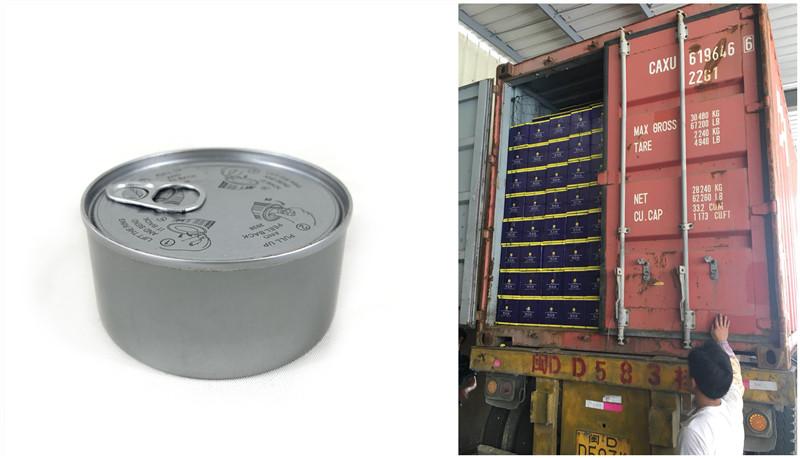 canned tuna price