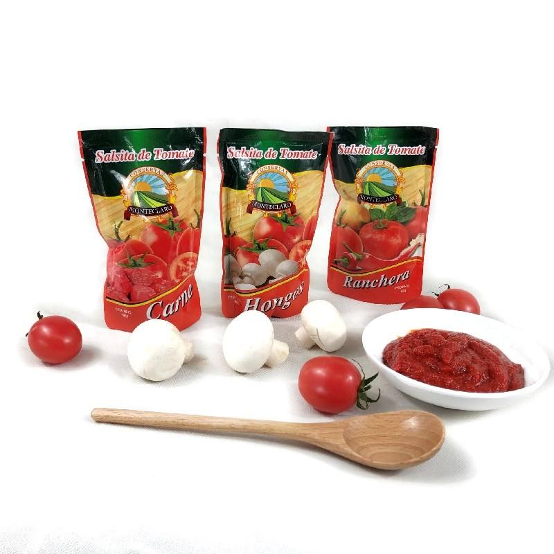 106g de Saquinho de Tomate em Pasta de Molho de Tomate