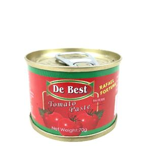 70g Canned Tomato Paste Tomato Sauce