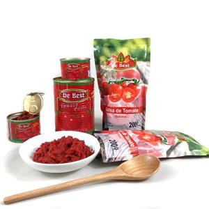 400g Canned Tomato Paste Tomato Sauce