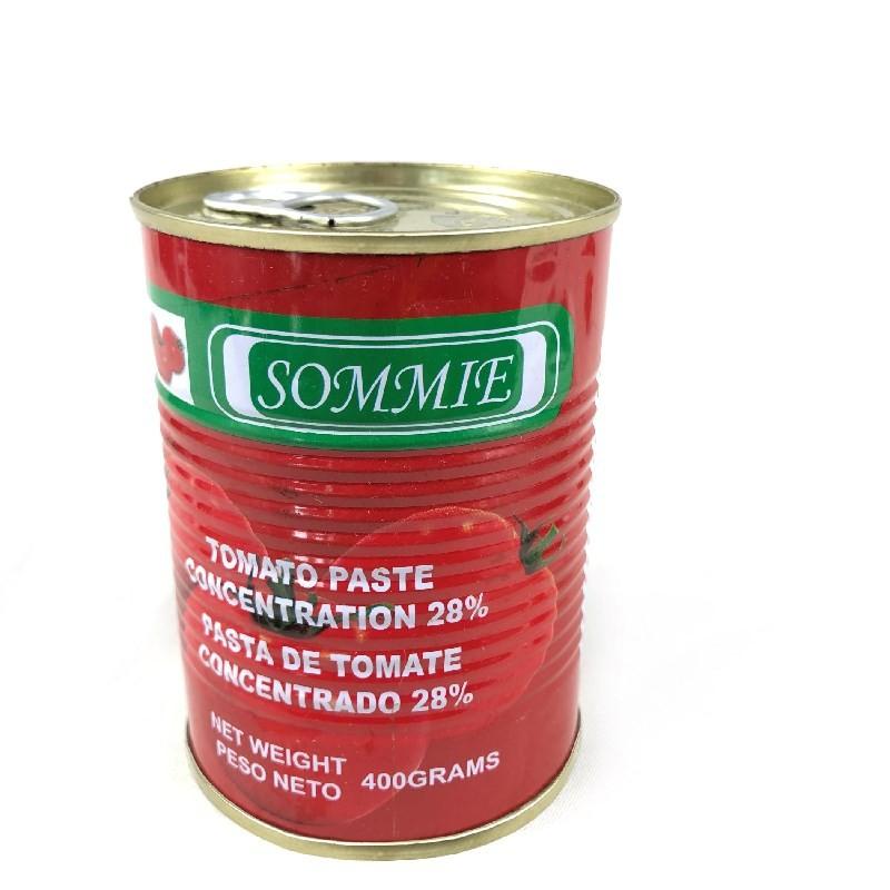 400g Canned Tomato Paste Tomato Sauce Manufacturers, 400g Canned Tomato Paste Tomato Sauce Factory, Supply 400g Canned Tomato Paste Tomato Sauce