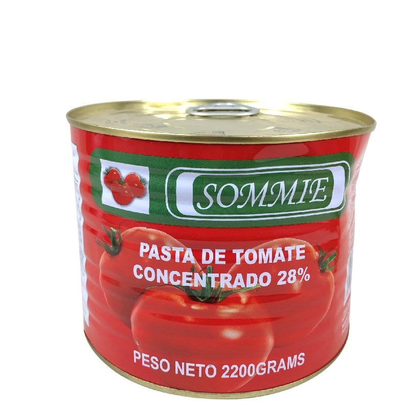 2200g Canned Tomato Paste Tomato Sauce Manufacturers, 2200g Canned Tomato Paste Tomato Sauce Factory, Supply 2200g Canned Tomato Paste Tomato Sauce