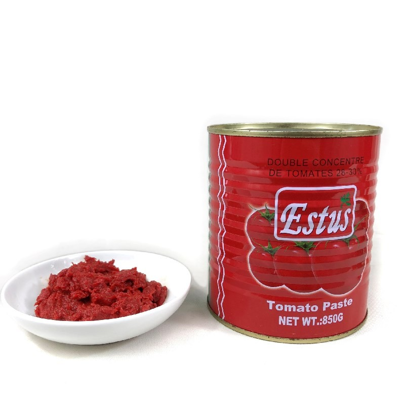 850g Canned Tomato Paste Tomato Sauce Manufacturers, 850g Canned Tomato Paste Tomato Sauce Factory, Supply 850g Canned Tomato Paste Tomato Sauce