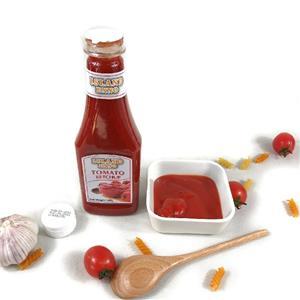 340g Plastic Bottle Tomato Ketchup