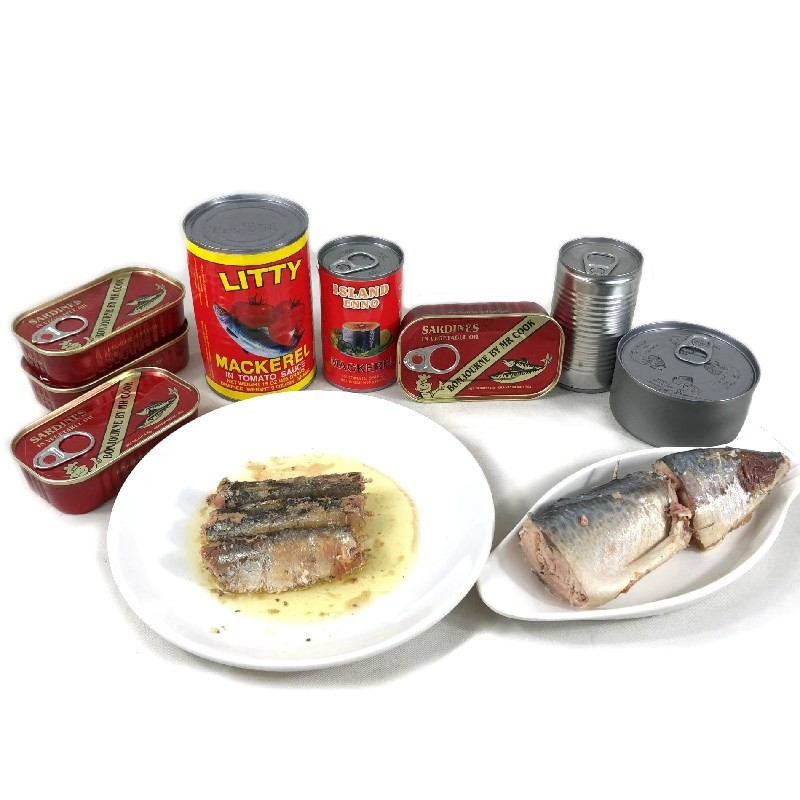 125g Canned Sardine In Oil Manufacturers, 125g Canned Sardine In Oil Factory, Supply 125g Canned Sardine In Oil