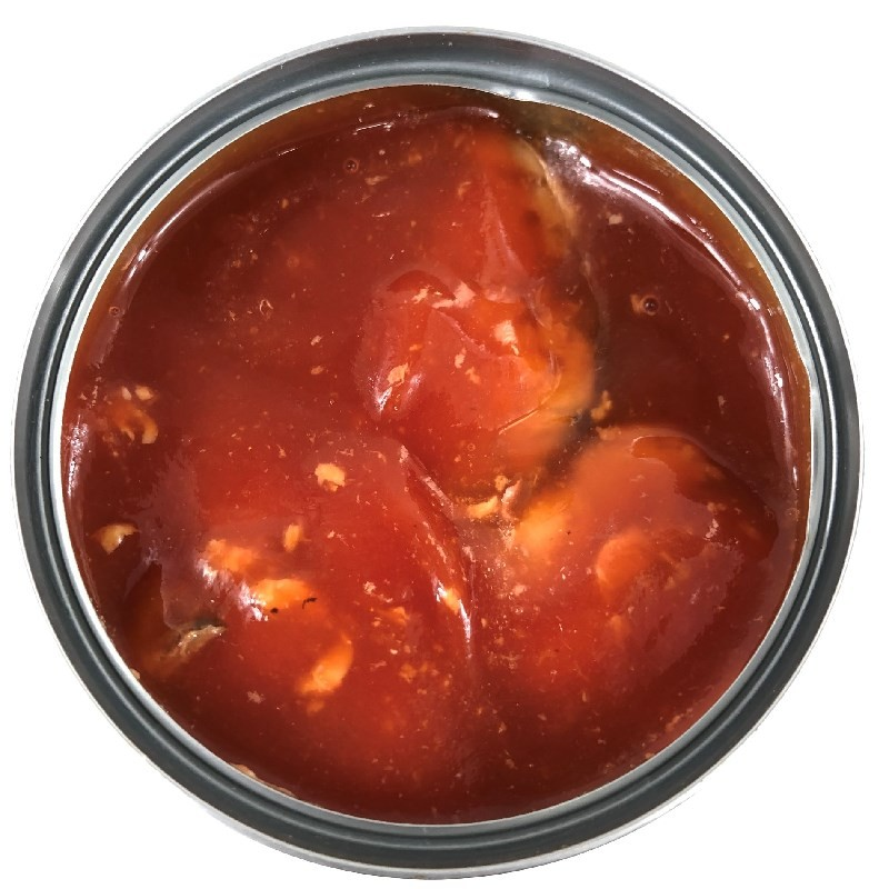 425g Canned Mackerel In Tomato Sauce Manufacturers, 425g Canned Mackerel In Tomato Sauce Factory, Supply 425g Canned Mackerel In Tomato Sauce
