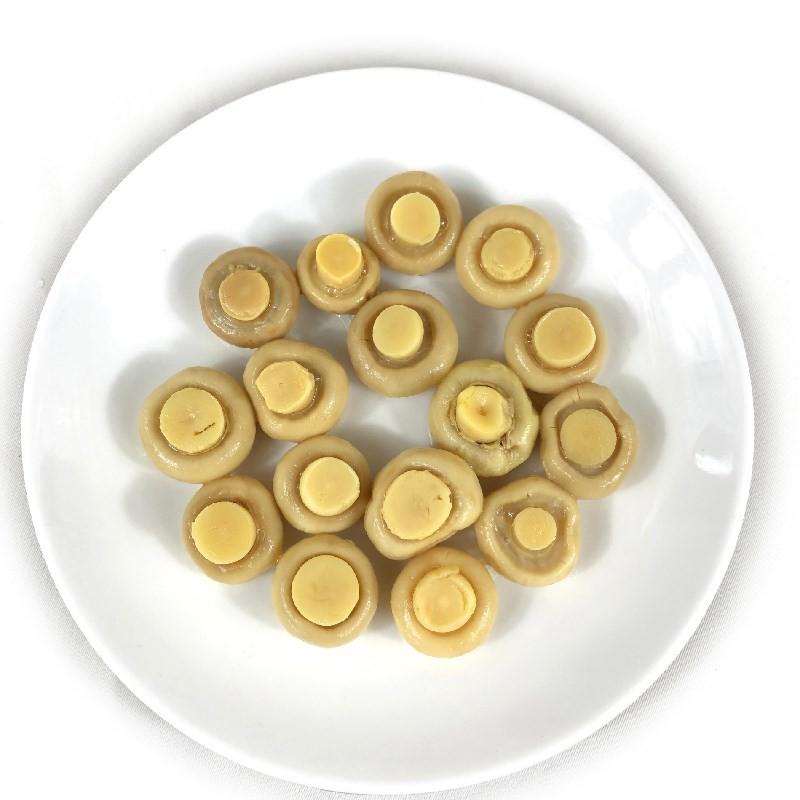 Champigon Enlatado Cogumelo Inteiro Em Salmoura