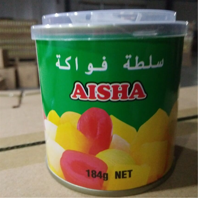 Export Canned Fruit Cocktail In Light Syrup
