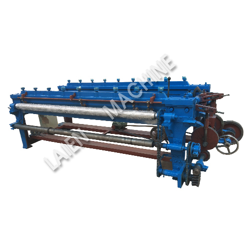 Normal Twisted Hexagonal Wire Mesh Machine